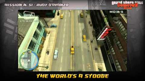 GTA Chinatown Wars - Walkthrough - Mission 51 - The World's A Stooge