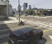Crooked Cop GTAO Vasquez2