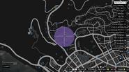 Distract Cops GTAO Map ULSA