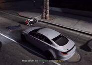 Crooked Cop GTAO Vasquez Down