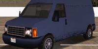 Ballot Van
