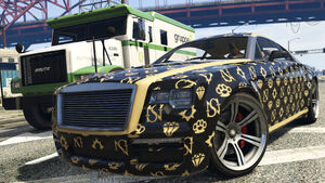 Enus Windsor GTA V