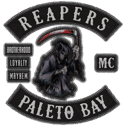 the reaper sons paleto bay gta v crews. Black Bedroom Furniture Sets. Home Design Ideas