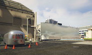 Backlot City GTAVpc Outdooor backdrop