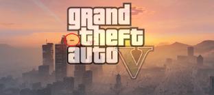 Blimp in GTA V Trailer 1