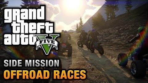 GTA 5 - Offroad Races