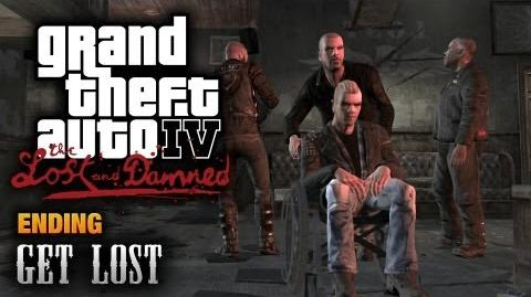GTA The Lost and Damned - Ending Final Mission - Get Lost (1080p)