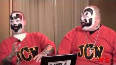 ICP Shoots on Grand Theft Auto 5 likeness