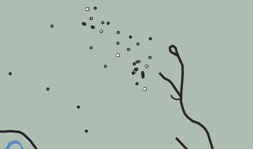 Wargames Raid GTAO Map