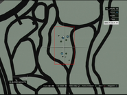 Processed Survival GTAO Zone Map