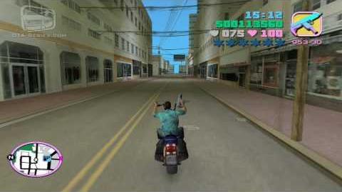 GTA Vice City - Walkthrough - Mission 28 - Hog Tied (HD)