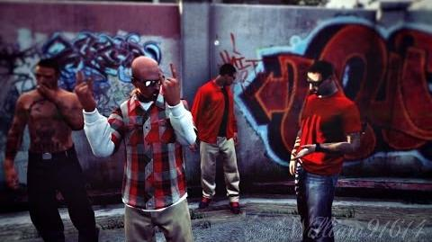 GTA V Gang Wars Oakland - Online Gang Documentary-0