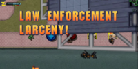 Law Enforcement Larceny!