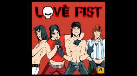 Love Fist - Fist Till Morning