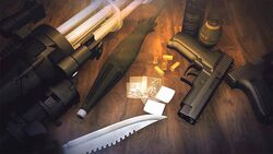 Weapons-GTAV