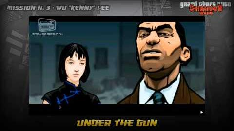 GTA Chinatown Wars - Walkthrough - Mission 3 - Under the Gun