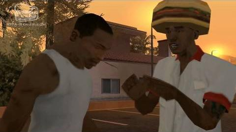 GTA San Andreas - Walkthrough - Mission 17 - Life's a Beach (HD)