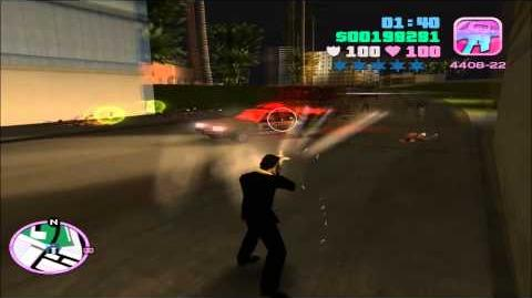 GTA Vice City - Viceport Rampages HD