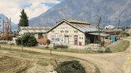 Shady Tree Farm GTAV Buildings