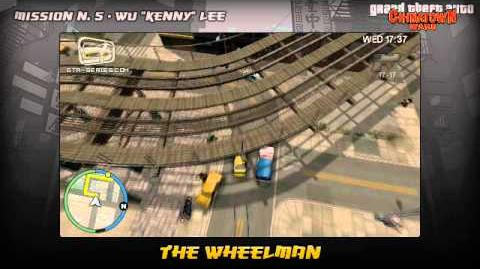 GTA Chinatown Wars - Walkthrough - Mission 5 - The Wheelman