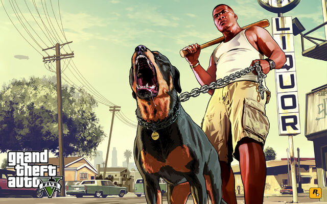 File:Franklin and Chop-GTAV.jpg