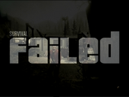 Survival GTAO Out Of Bounds Fail