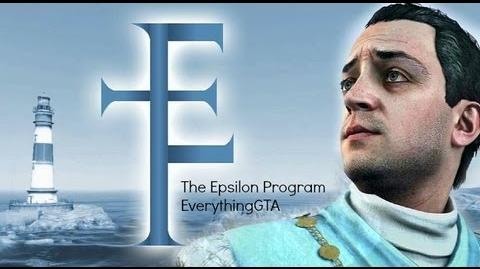 GTA V- The Epslion Program