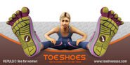 toe shoes wiki