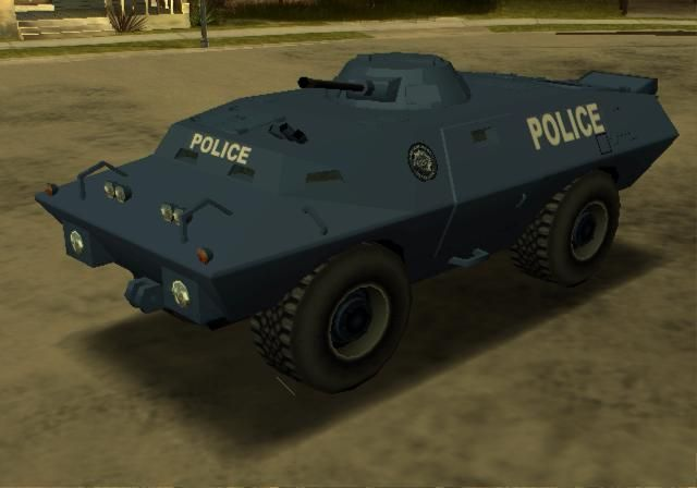 Discovery Gaming Community - Police Cruiser
