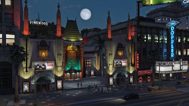 File:The Oriental Theater at Night.jpg