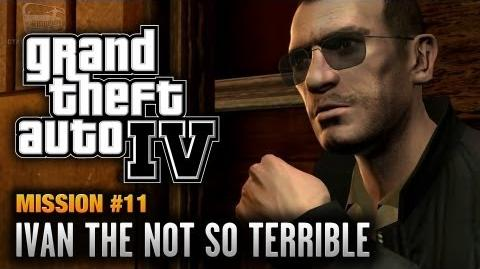 GTA 4 - Mission 11 - Ivan the Not So Terrible (1080p)