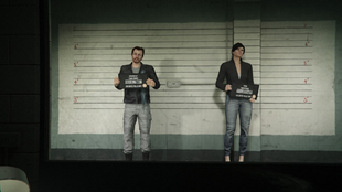 Online Protagonist GTAVe Line-Up Swap Screen