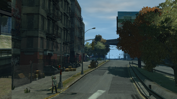 Rocket Street-GTAIV-West