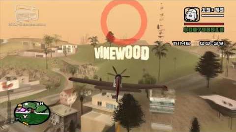 GTA San Andreas - Walkthrough - Air Race - World War Ace (HD)