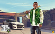 Franklin4Artwork-GTAV