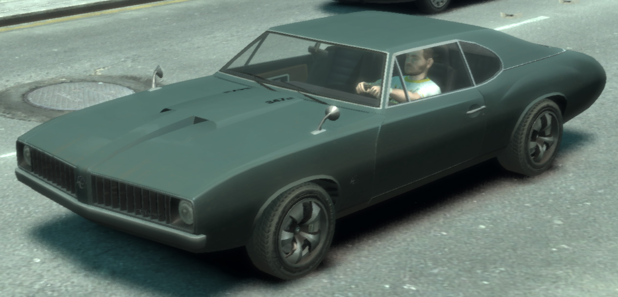 Can't find a Fired Gangcar 'the diablo stallion' - Grand Theft ...