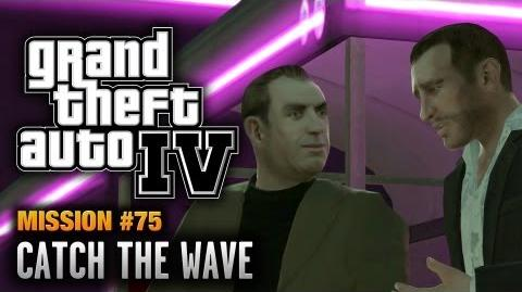 GTA 4 - Mission 75 - Catch the Wave (1080p)