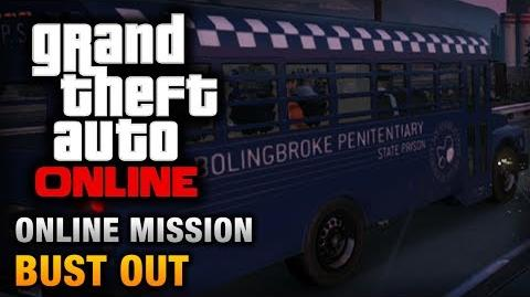 GTA Online - Mission - Bust Out Hard Difficulty