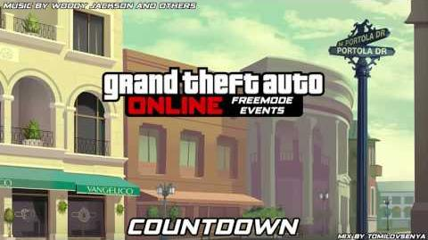 GTAO Freemode Events OST - Countdown