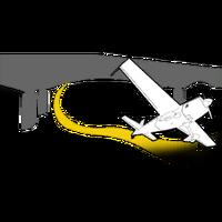 GTA V Stunt Plane Trial 1