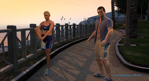 Exercising-demons-michael-strangerfreak-side-mission-gtav