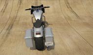 Bagger GTAVpc Rear
