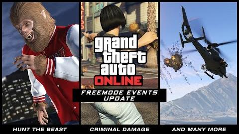 GTA Online Freemode Events Update Coming September 15th