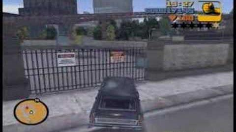 Grand Theft Auto 3 (PC) Mission 07 - The Crook