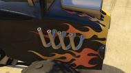 Blazer Hotrod GTAVpc Detail
