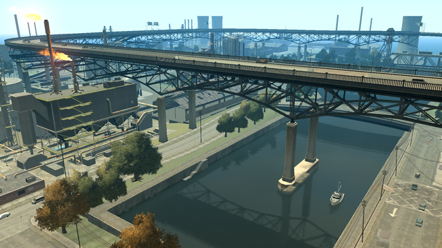 File:PlumbersSkyway-GTAIV-River.png