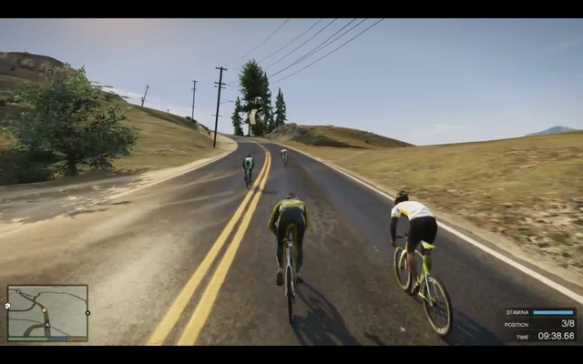 File:GTAV-cycling-onhighway-countryside-gameplay-backview.png