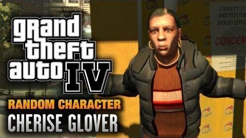GTA 4 - Random Character 9 - Cherise Glover (1080p)
