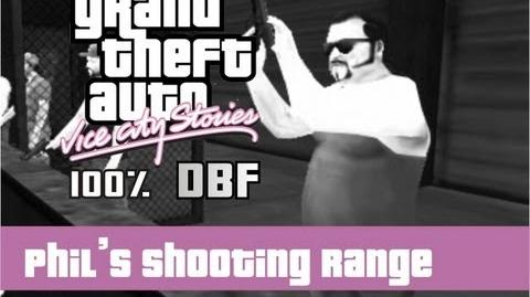 GTA VCS - Phil's Shooting Range