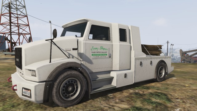 File:GTA V Flatback Utility Truck.jpg